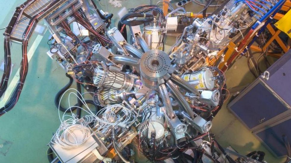 The work was carried out at the ISOLDE radioactive-beam facility at CERN