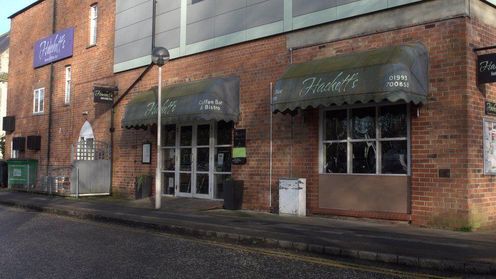 Hackett's in Witney