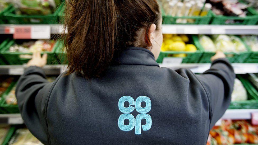 Co-op store assistant
