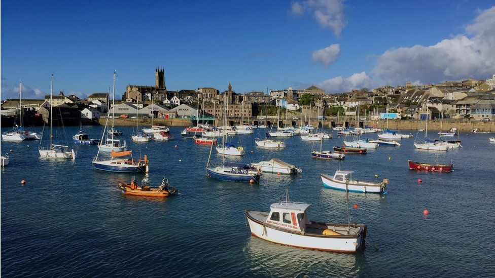 G7 summit to open soon in Cornwall, England