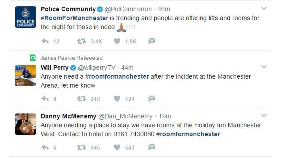 #RoomForManchester