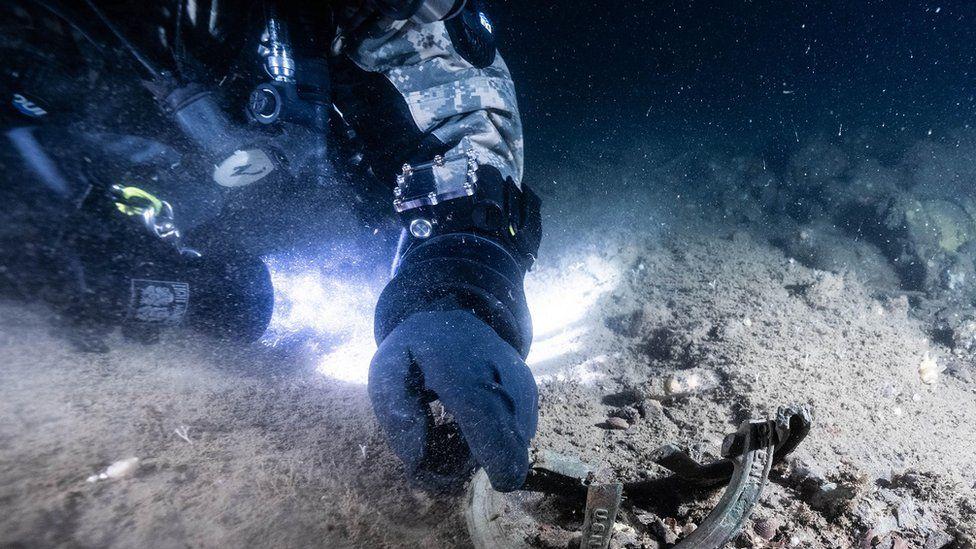 El hallazgo submarino de la Segunda Guerra Mundial que terminó de resolver un misterio de hace casi 75 años