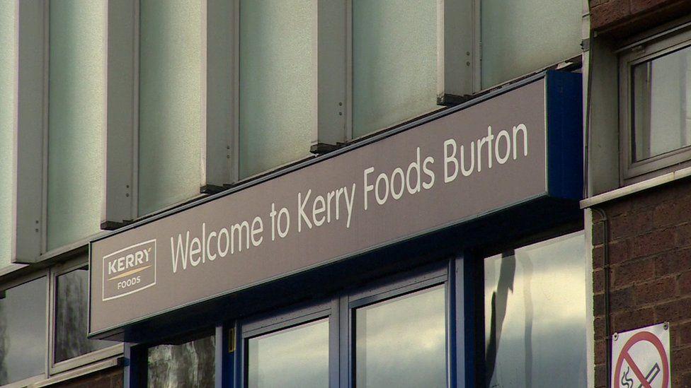 Kerry Foods in Burton