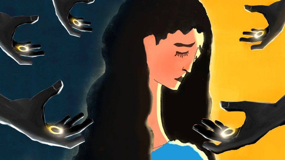 """""""Matrimonios de placer"""": los clérigos de Irak están usando una polémica práctica religiosa para prostituir a mujeres y niñas"""