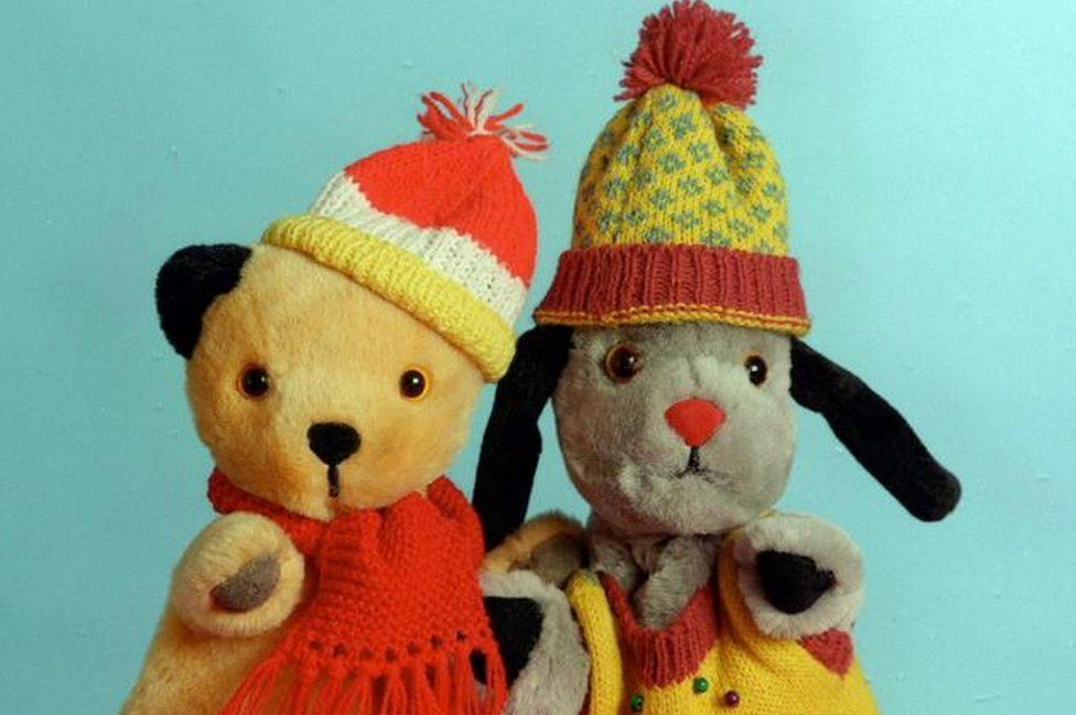 Sooty and Sweep in 1999