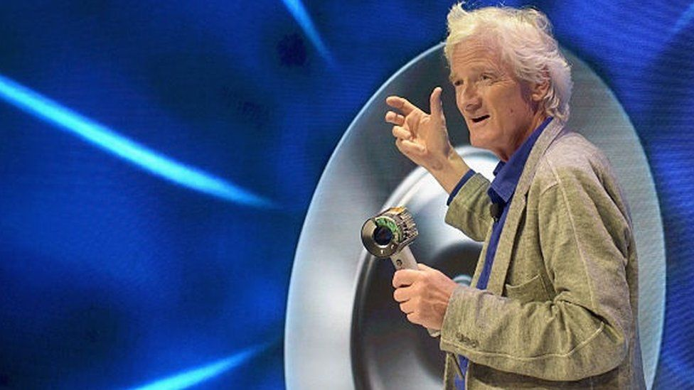 Sir James Dyson: From barrows to billions thumbnail