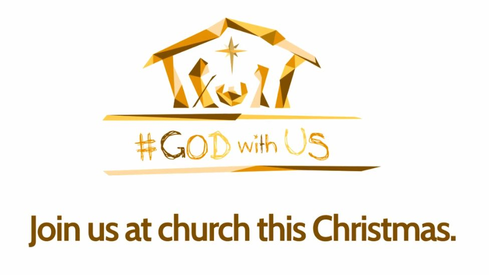 Church of England online marketing logo, #godwithus