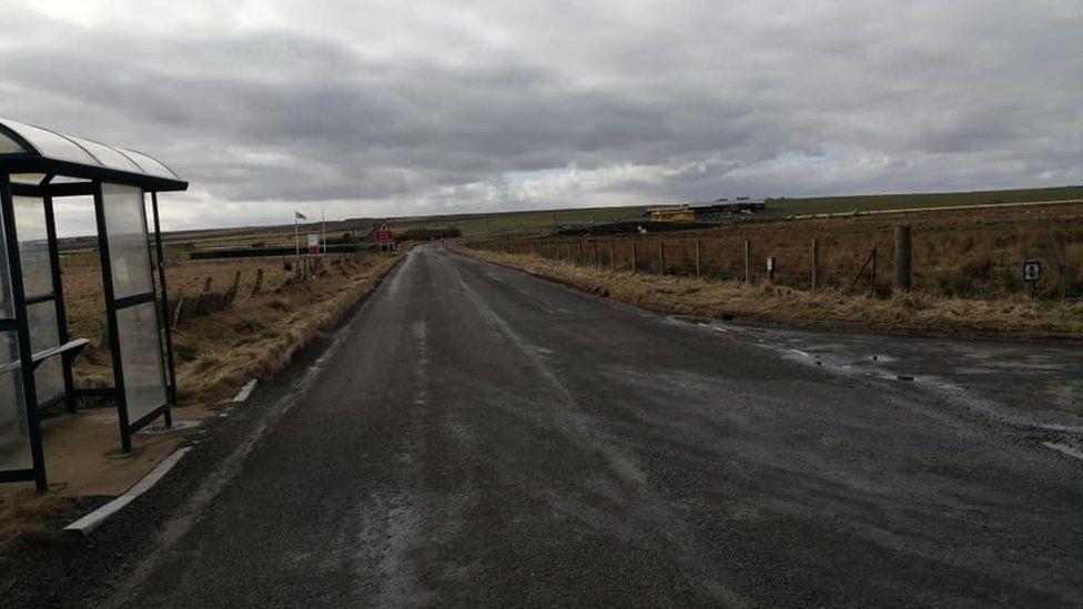 Jogle 2020 deserted route