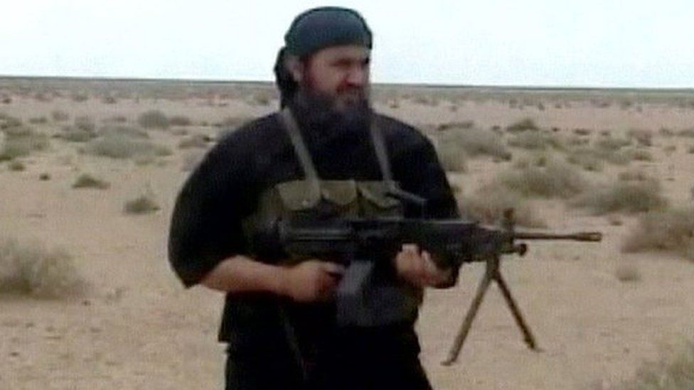 Abu Musab al-Zarqawi (2006)