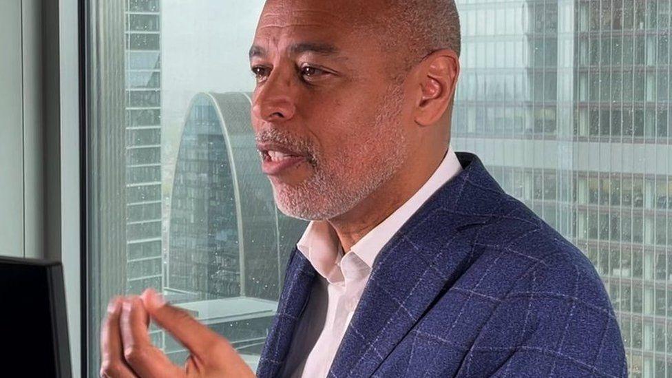 Dawid Konotey-Ahulu, founder of 10,000 Black Interns