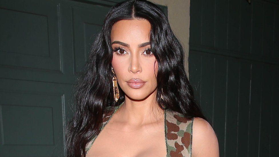 Kim Kardashian crypto ad singled out by financial watchdog - BBC News