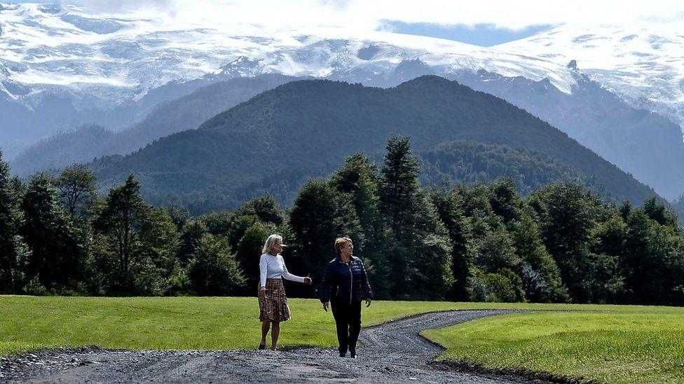 Como doação de milionário permitiu ao Chile criar rede de parques do tamanho da Suíça
