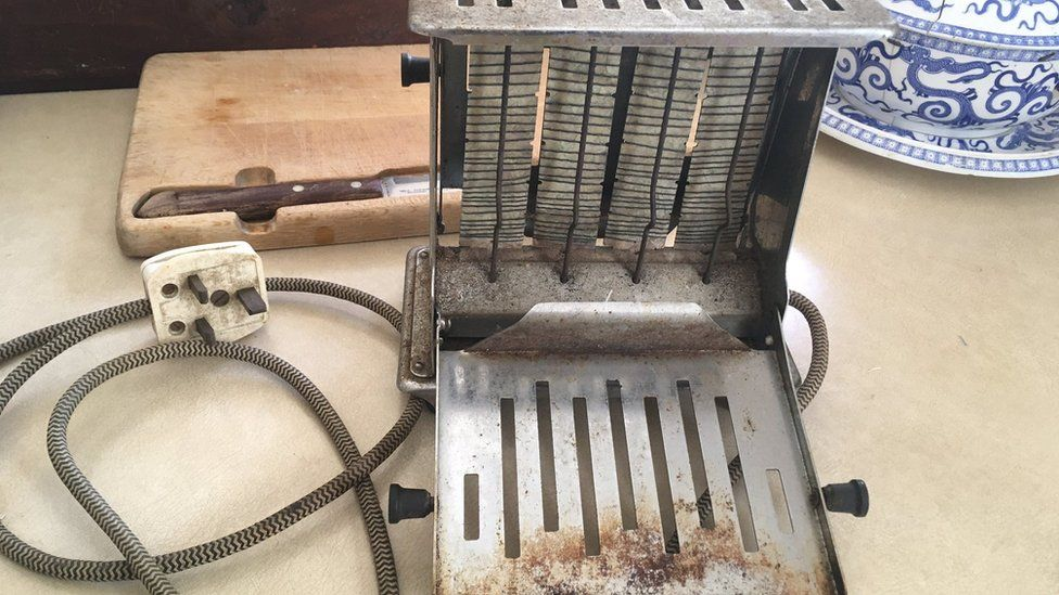 1925 toaster