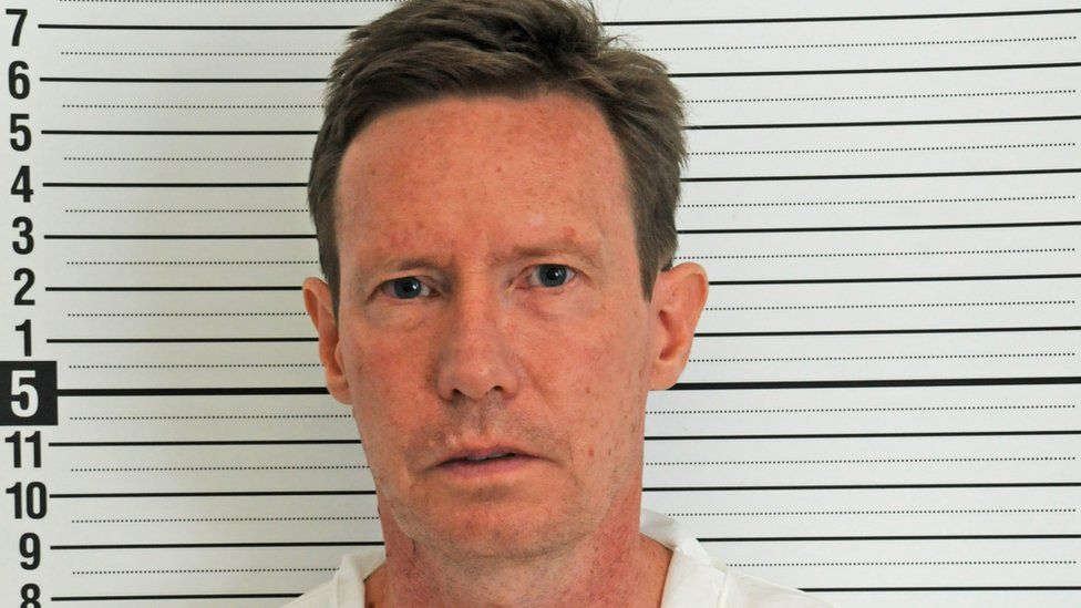 Police handout showing Peter Chadwick at the time of his arrest in 2012