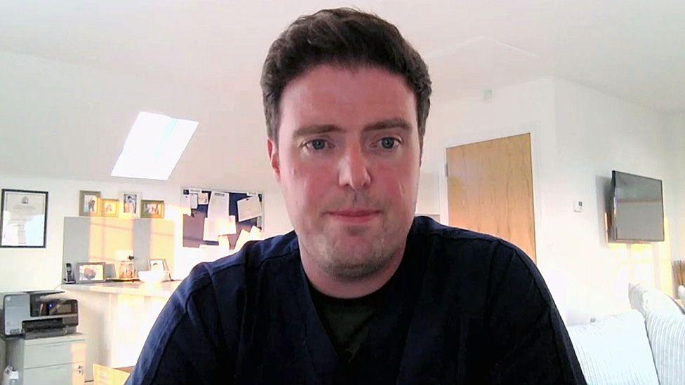 Dr John-Paul Loughrey