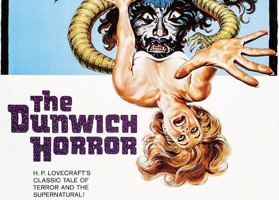 One of Lovecraft's tales was turned into the film The Dunwich Horror