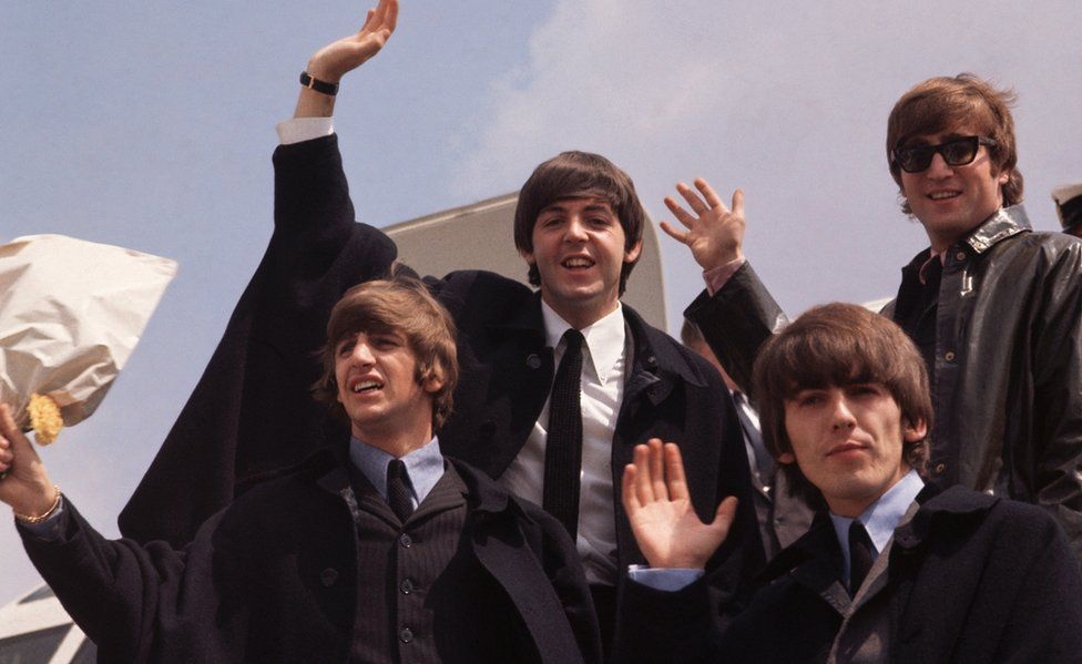 The Beatles, 1964 pic
