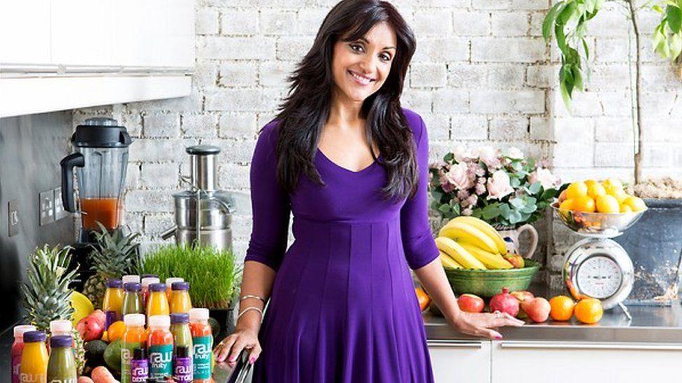 Nosh Detox founder Geeta Sidhu-Robb