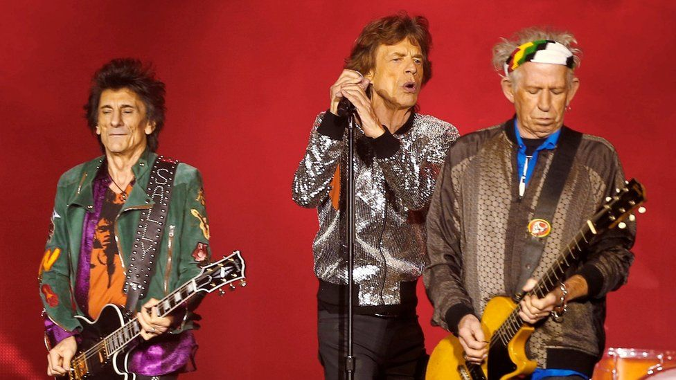 The Rolling Stones in 2017