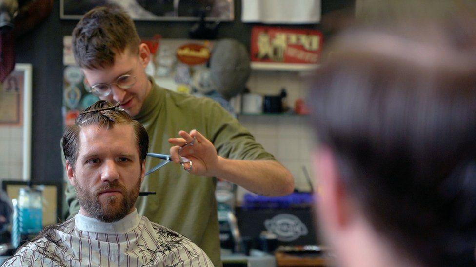 Honest Al's barber shop