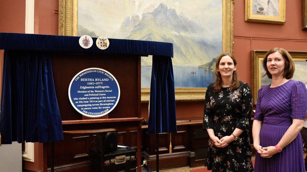 Councillor Bridget Jones and Dr Nicola Gauld
