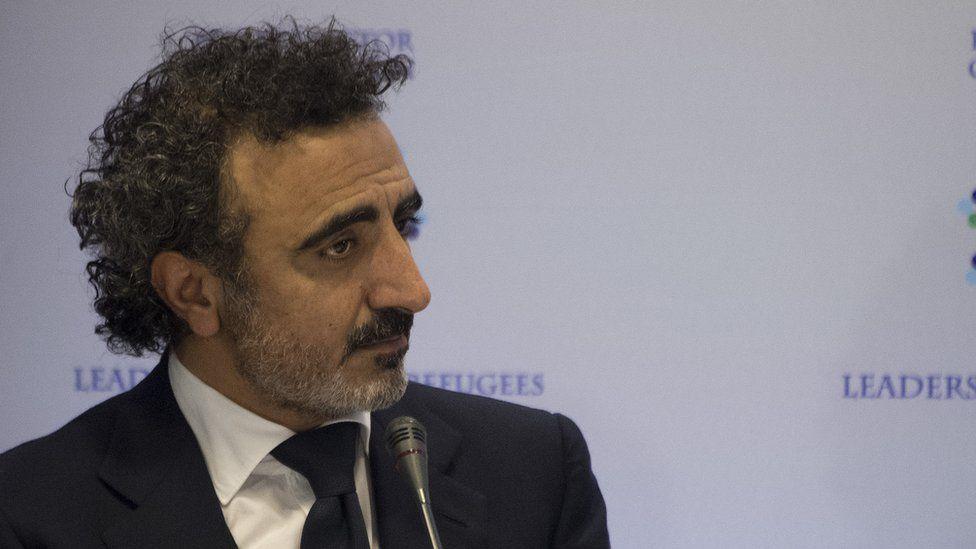Hamdi Ulukaya's Chobani company has found itself under fire from Breitbart