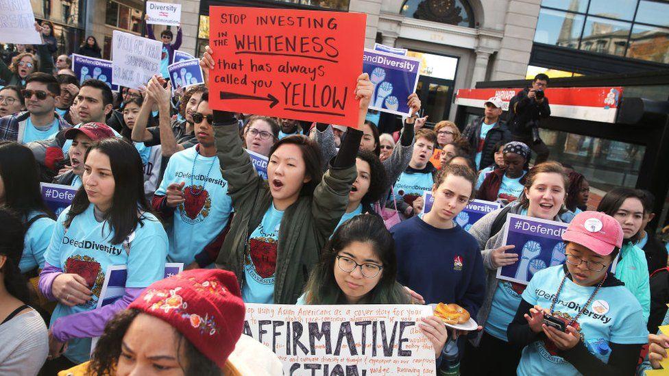 Protesters assemble in Boston
