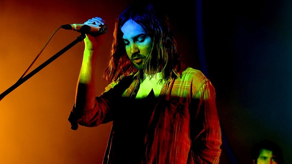Kevin Parker from Tame Impala