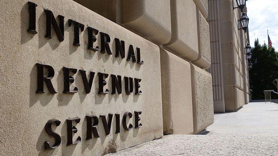 Internal Revenue Service office