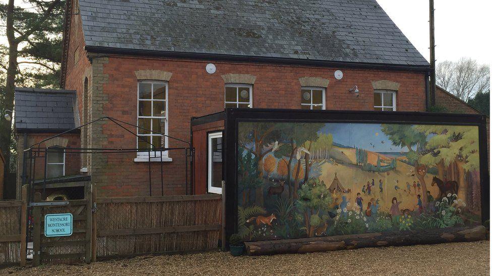 Westacre Montessori School in Norfolk