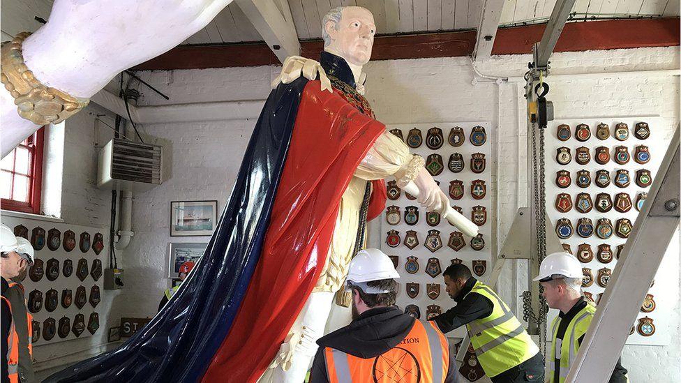 Figurehead of William IV