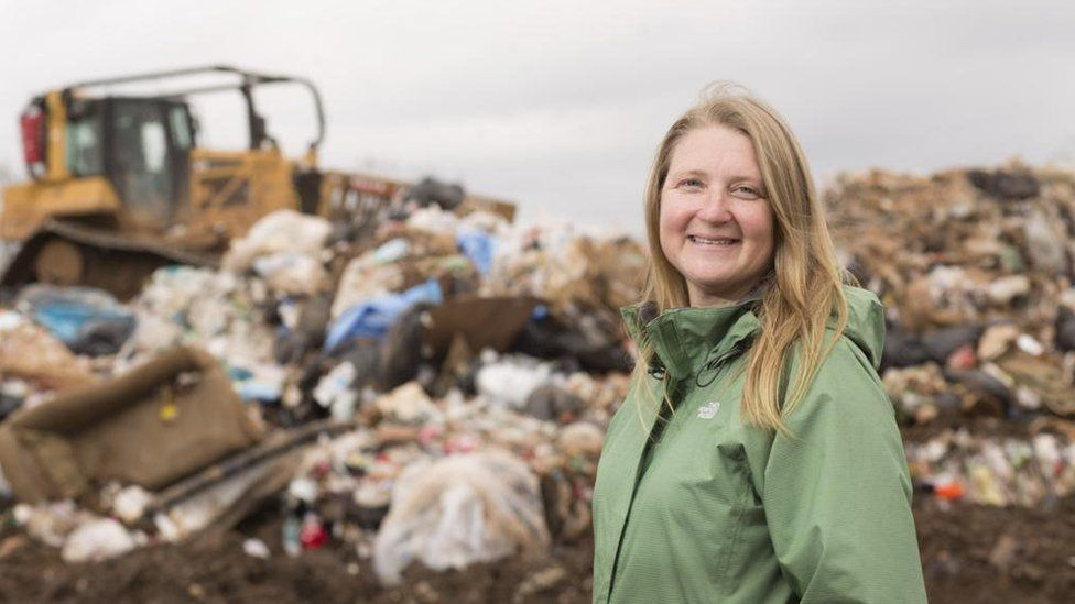 Dr Jenna Jambeck of WeRecycle