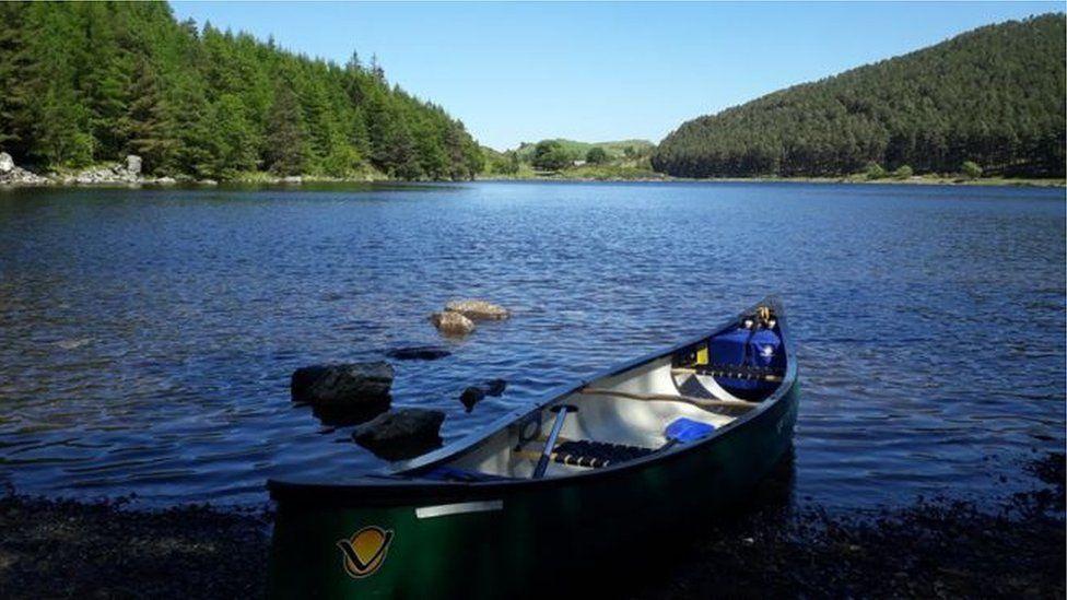 Lake Geirionydd