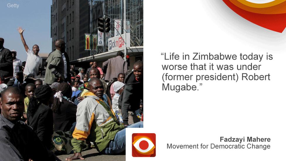 Zimbabwe: Is it worse off than under former President Mugabe?