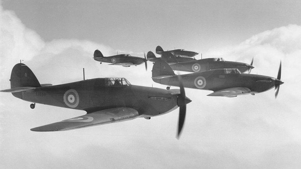 Hurricane Hawker