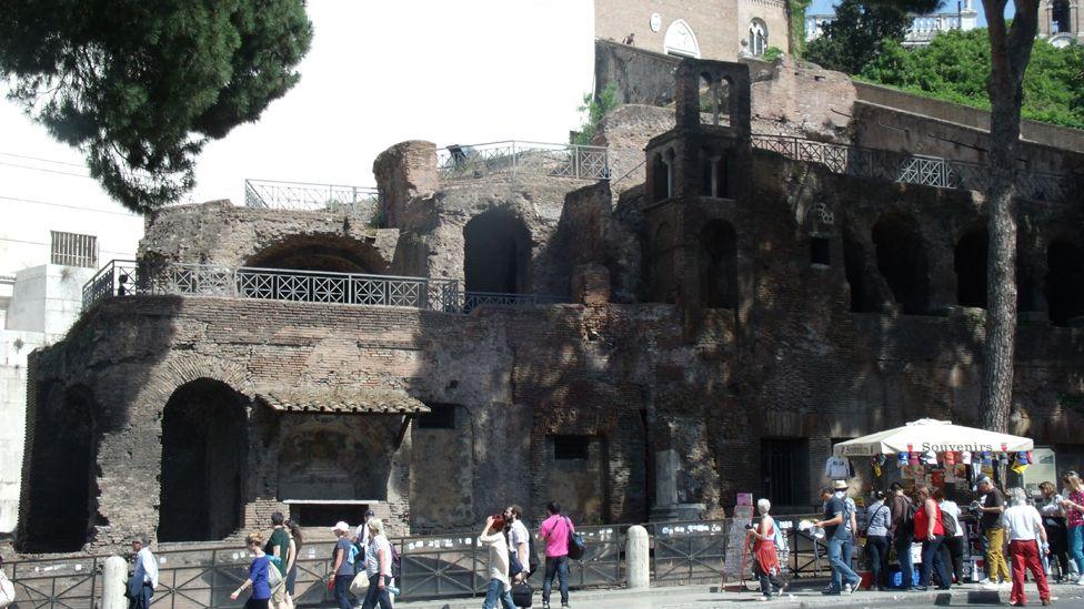 Insulae in Rome