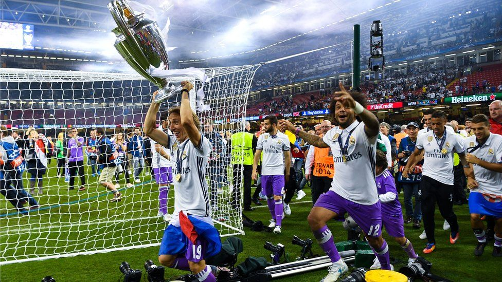 Juventus v Real Madrid - UEFA Champions League Final, 2017