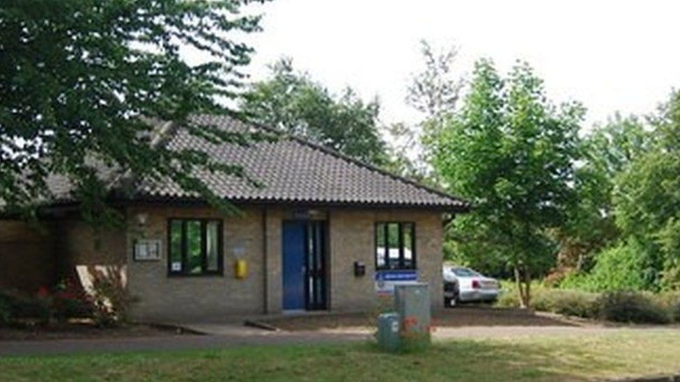 Bowthorpe Police Station