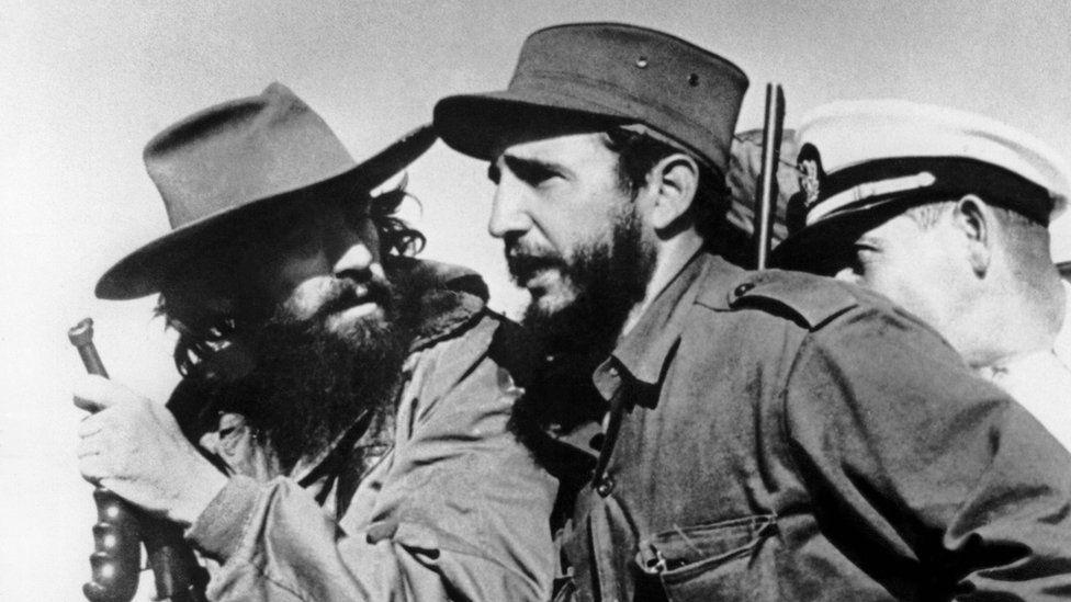 Cuba's Fidel Castro