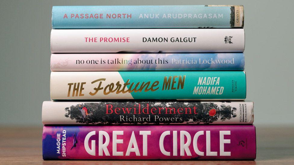 Booker Prize nominated novels