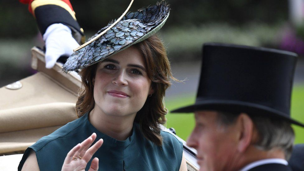cebbe20d603 Royal Ascot Ladies' Day 2019 in pictures - BBC News