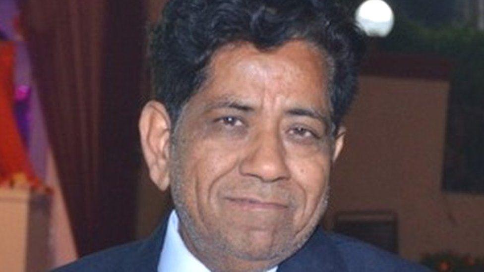Ануп Саксена