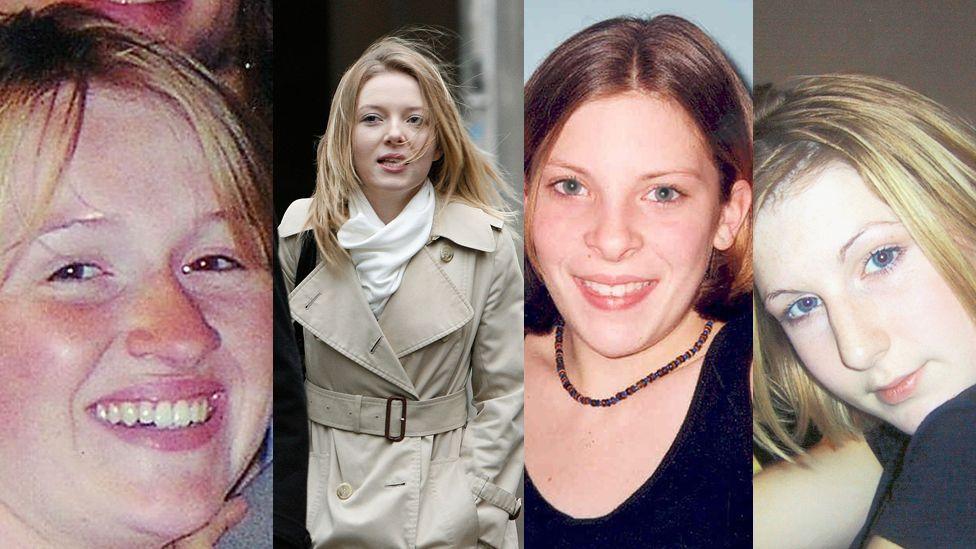 Amelie Delagrange, Kate Sheedy, Milly Dowler, Marsha McDonnell