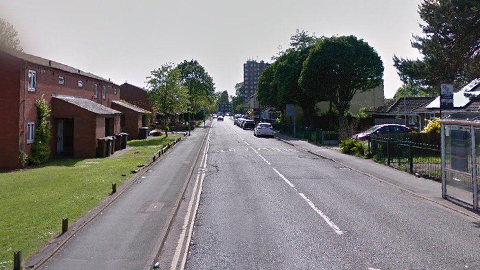Evans Street, Whitmore Reans