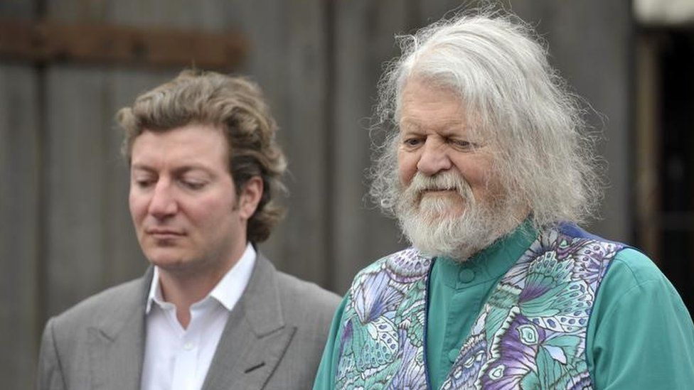 Viscount Weymouth and Lord Bath