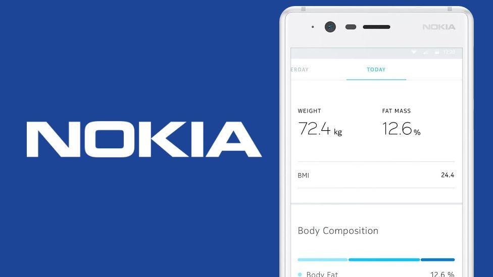 Nokia Health Mate app