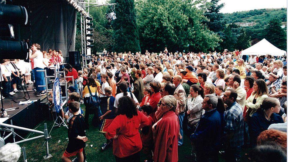 Parti Ponty 1998