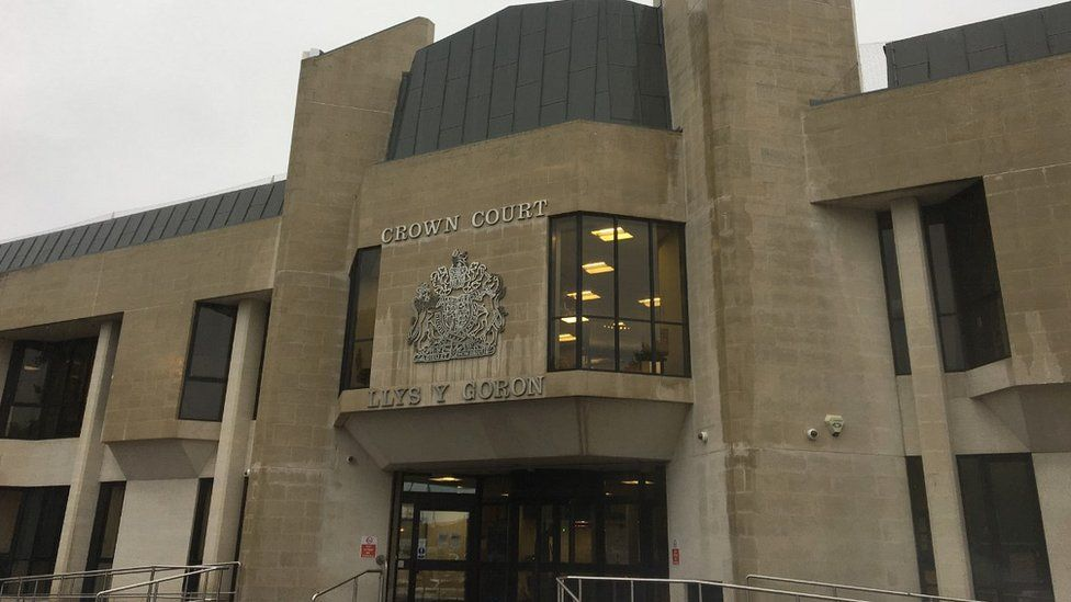 Dad who raped daughters given 40-year term at Swansea Crown Court