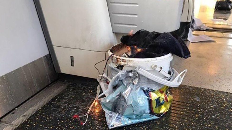 Ahmed Hassan's bomb
