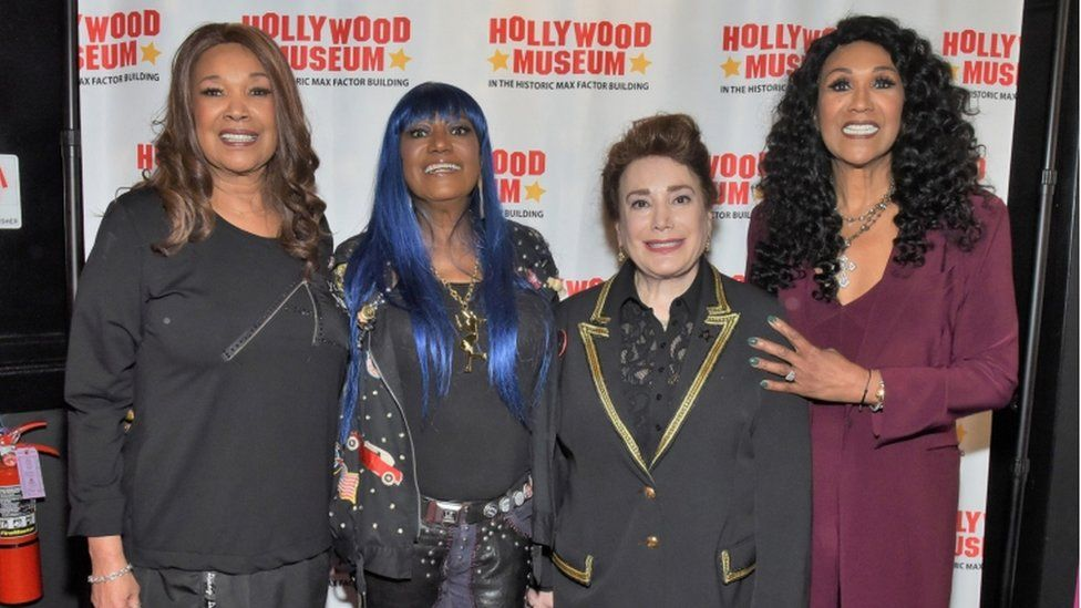 The Pointer Sisters, file photo